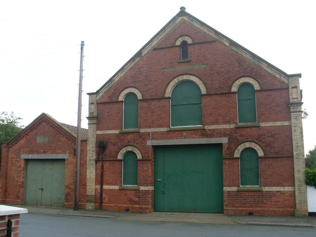 Former Methodist Chapel, Aldbrough