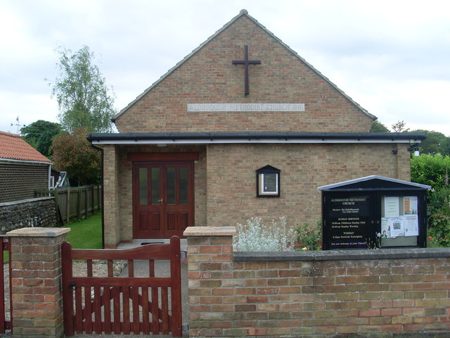 Aldbrough Methodist Church