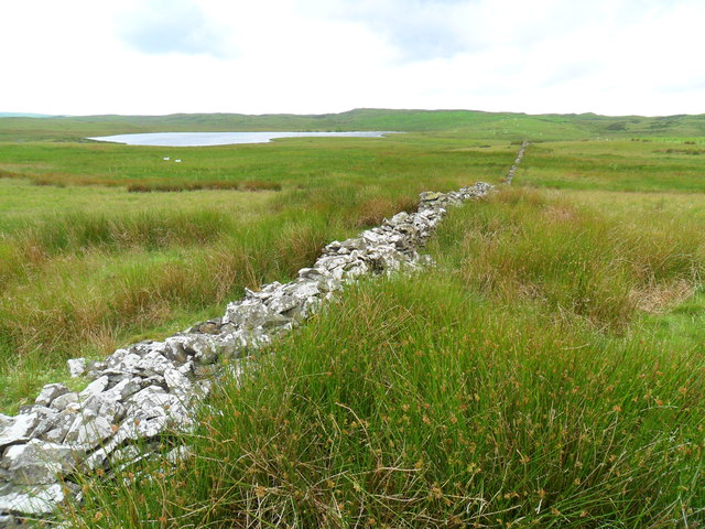 Ancient boundary wall
