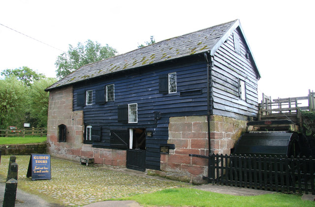 Stretton Mill