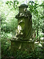 TQ2276 : Monument to John Pullen, Barnes Common Old Cemetery by Ian Yarham