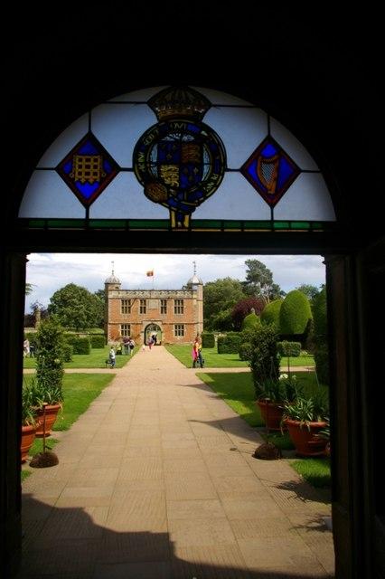 Charlecote gatehouse