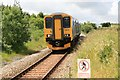 SW9159 : Arriving at St Columb Road station by roger geach