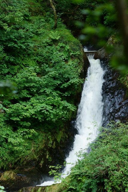 The Dolgoch Falls, Gwynedd