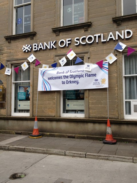 Bank of Scotland, Kirkwall