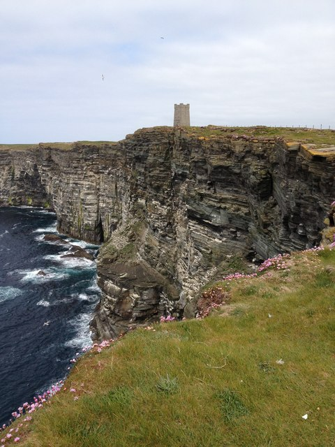 Kitchener Memorial, Marwick Head