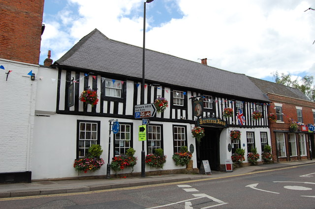 The Saracen's head, Southwell