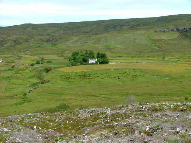 House in Glen Hinnisdal