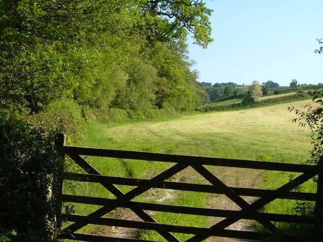 Field near Oxenham