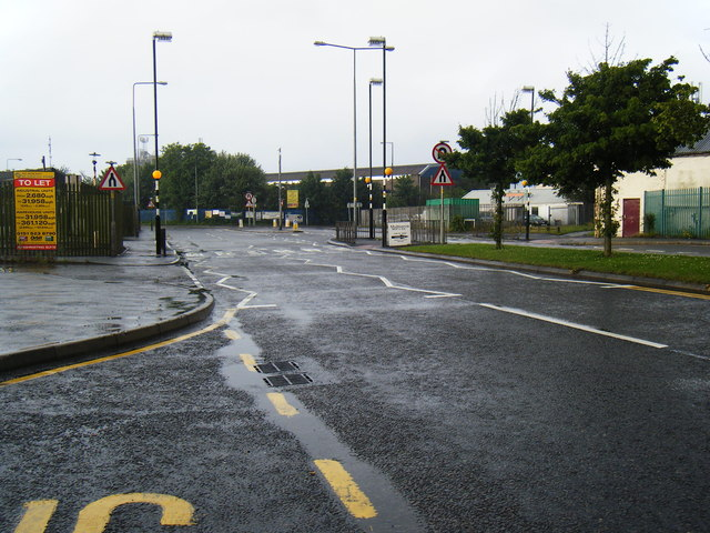 Lees Road, Knowsley Industrial Park