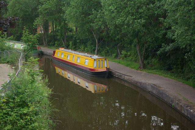 Trent & Mersey Canal, Etruria