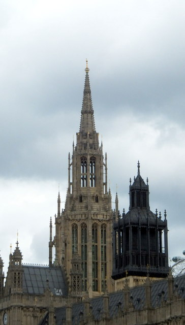 St. Stephen's Tower, Palace of Westminster