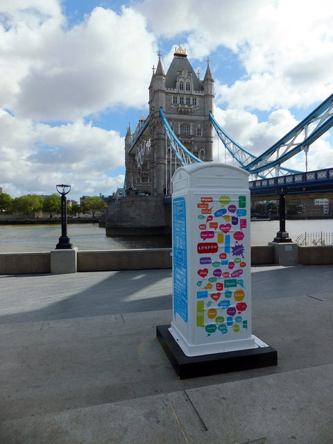 BT ArtBox at More London