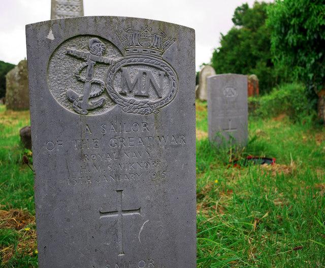 War grave, Bonamargy Friary