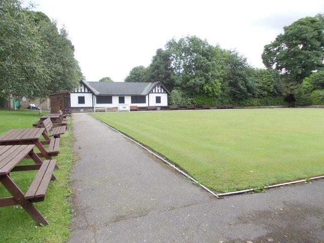 Yeadon Park Bowling Club - Kirk Lane Park