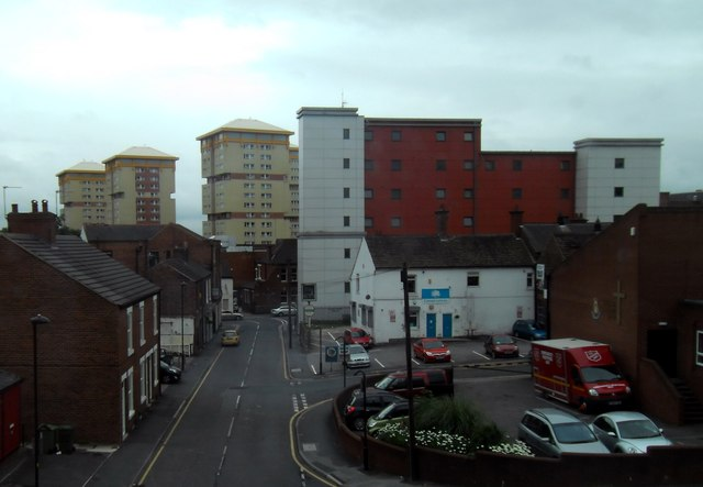 New Housing developments in Wakefield  City Centre