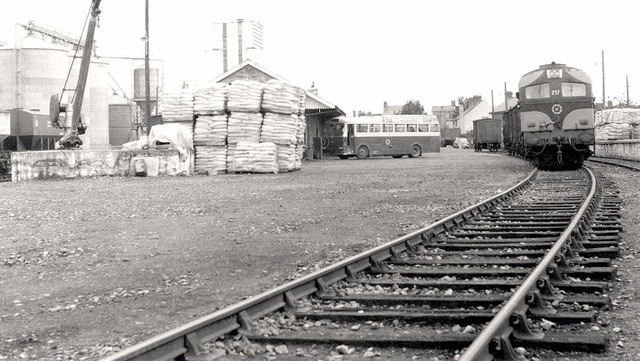Goods train, Ardee (1)