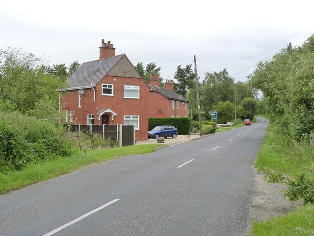 Railway Cottages, Lodge Lane