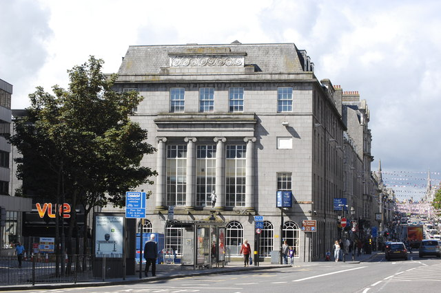5-21 Union Street, Aberdeen