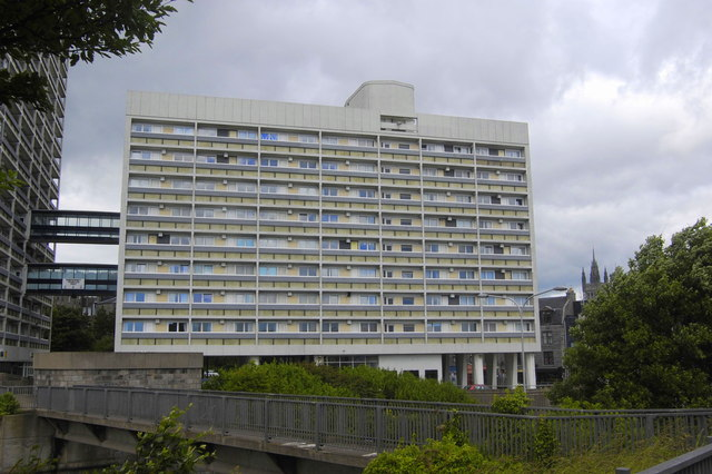 Marischal Court, Aberdeen