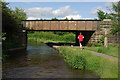 SJ9048 : Bridge 14A, Caldon Canal by Stephen McKay