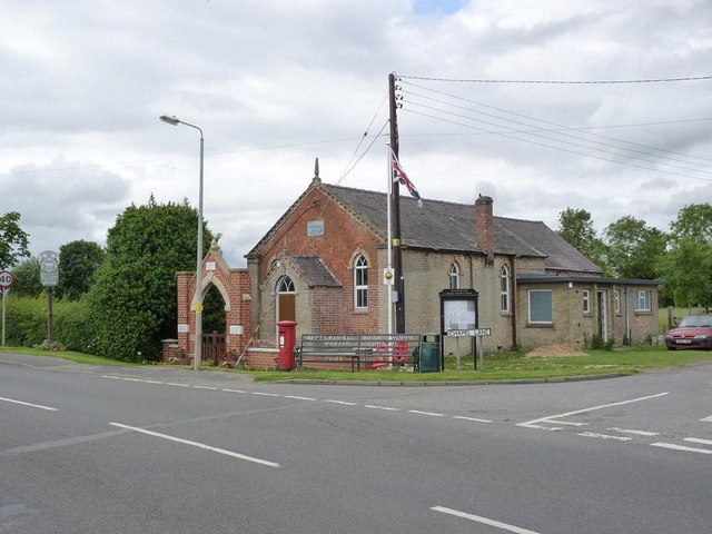Tattershall Thorpe Methodist Chapel