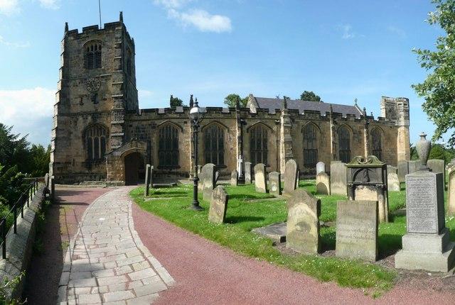 Church of St Michael, Alnwick