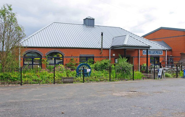 Apedale Heritage Centre, Apedale Community Country Park, near Chesterton