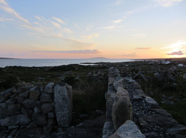 Connemara Sunset (1)