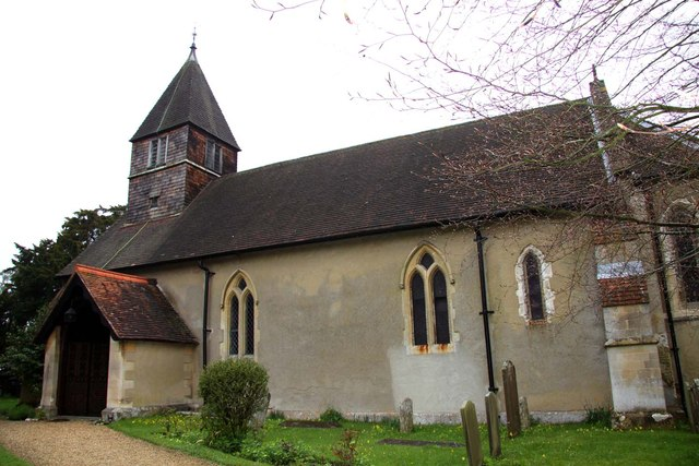 St Laurence Church in Tidmarsh