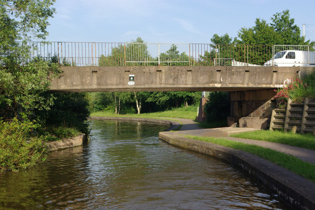 Bridge 123, Trent & Mersey Canal
