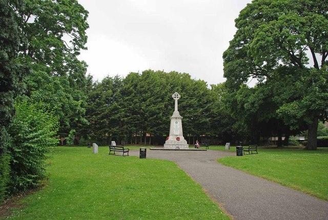 Romford Memorial Garden