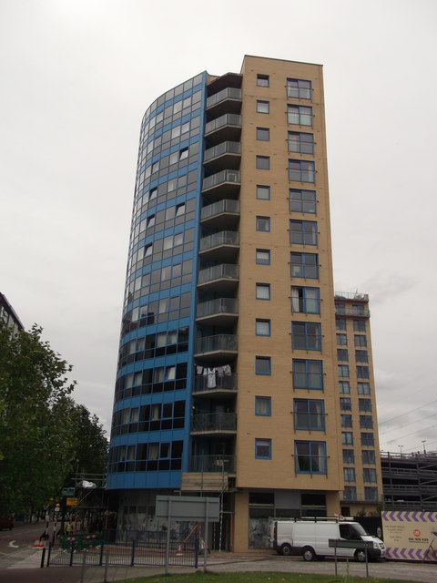 Westgate Building, Royal Victoria Docks