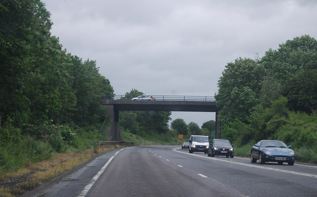 Bridge over the A303, South Petherton