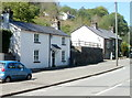 SO2705 : Cwmavon Road cottages, Cwmavon by John Grayson