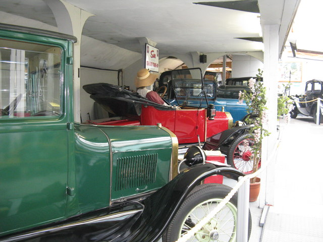 Stondon Transport Museum