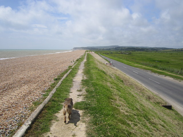 Pett Sea Wall