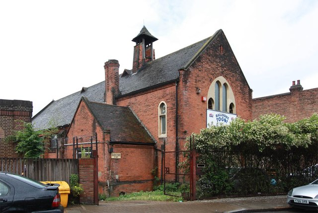 Formerly St John's Church, Eardley Road