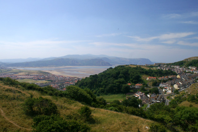 Houses on the Great Orme