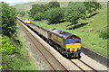 SD7580 : Carlisle to Crewe engineers train at Blea Moor by Roger Templeman