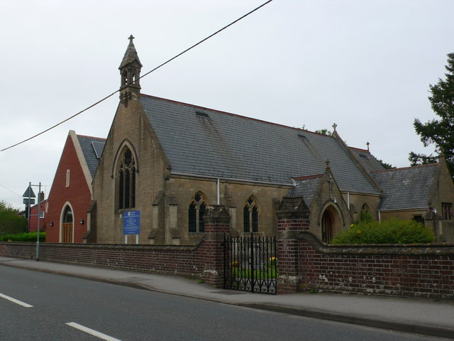 Parish Church West Moors