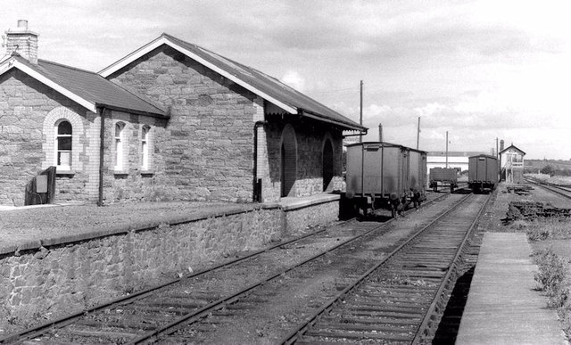 Ardee station (1974)
