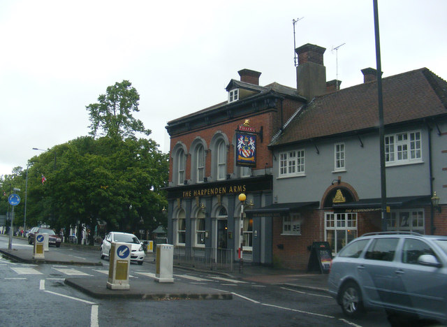 The Harpenden Arms Public House