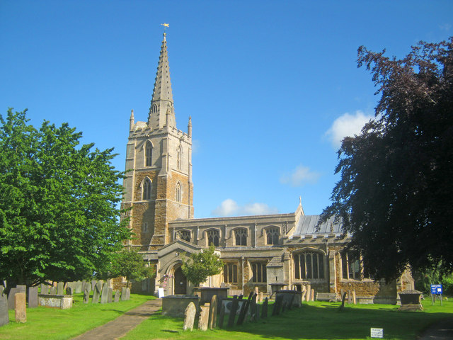 Church of St Mary and St Peter