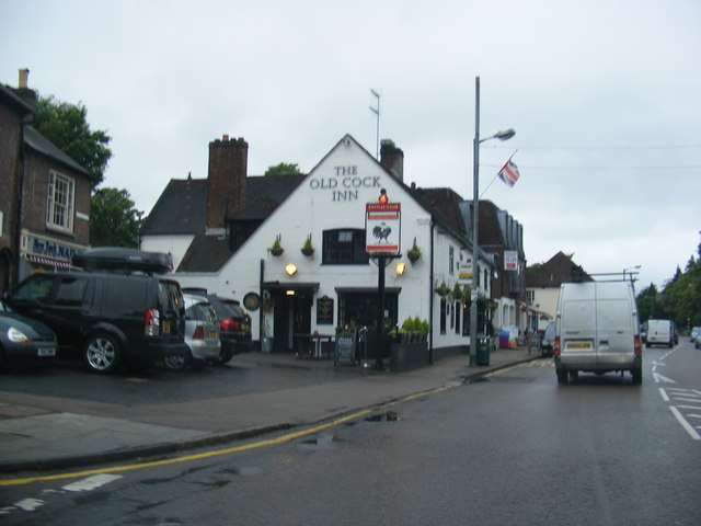 The Old Cock Inn Public House, Harpenden