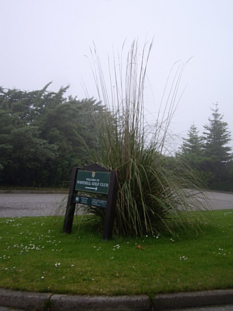 Access to Westhill Golf Club