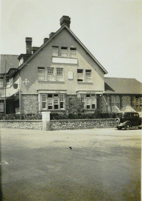 Sussex Pad Hotel in 1941