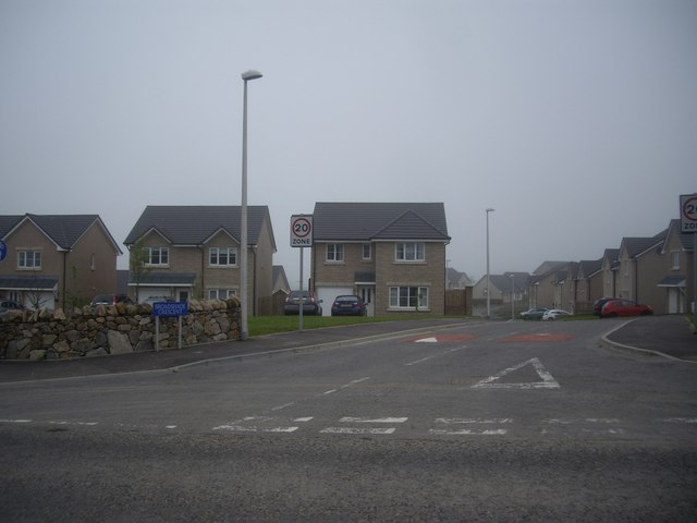 Broadshade Crescent, Westhill