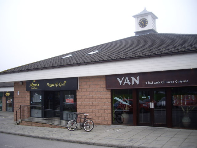 Restaurants in Westhill