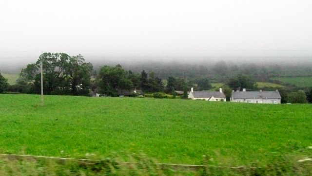 Houses on the Killowen Old Road